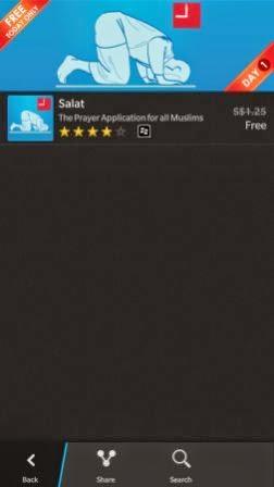 BlackBerry berikan aplikasi gratis selama bulan Ramadhan