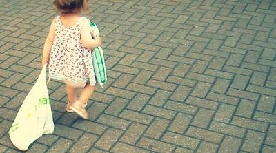 Mein Baby schleift selbstständig die Einkäufe nach Hause, ich bleibe ausgeglichen :)