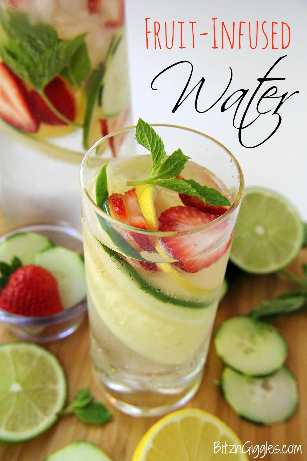 Kenali Manfaat Bahan Bahan Cantik dalam Fruit Infused Water