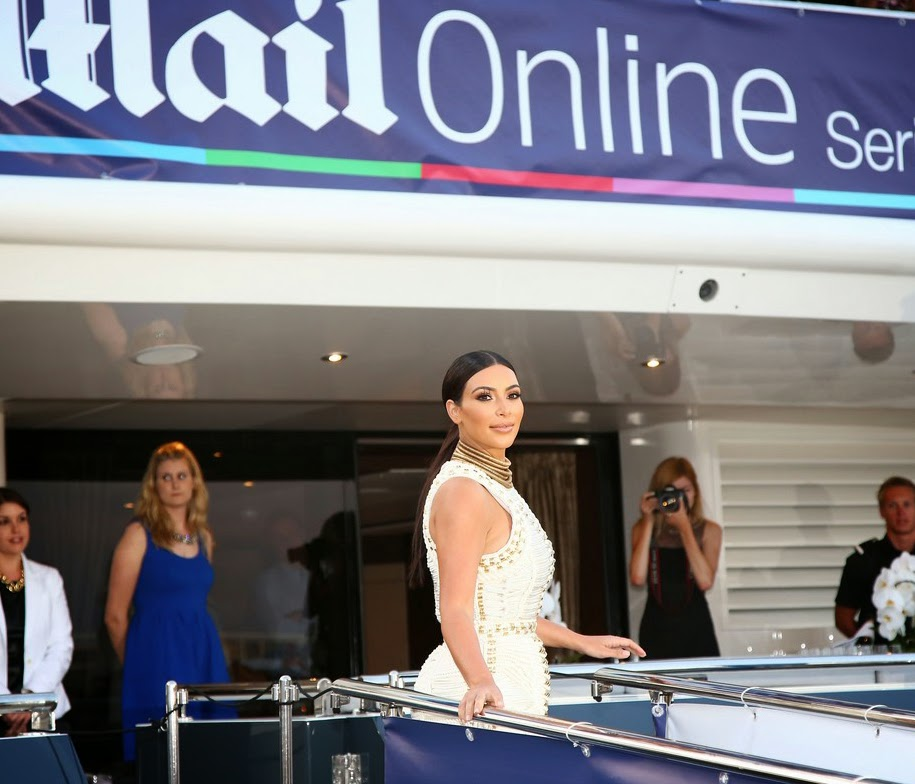 MailOnline's Yacht Party Cannes Lions 2014