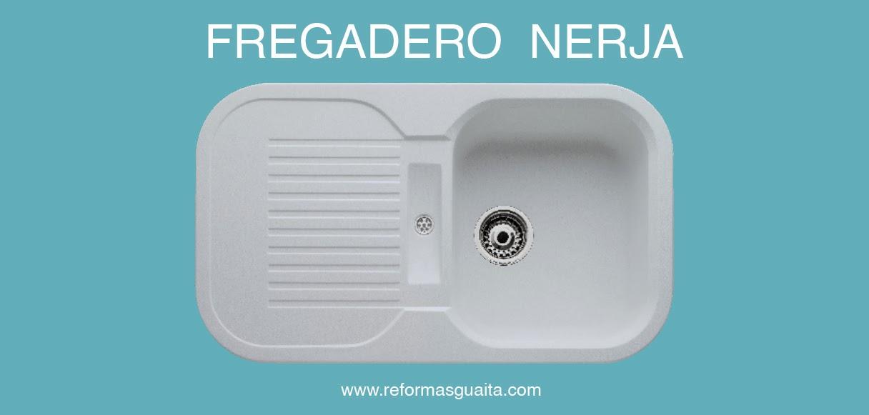 Fregaderos aquastyl reformas guaita for Fregadero precio