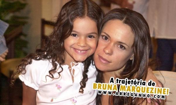 A trajetória de Bruna Marquezine