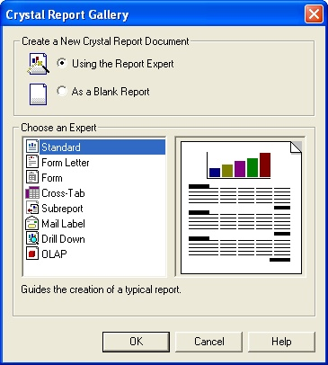 crystal report 8 for vb6 free download