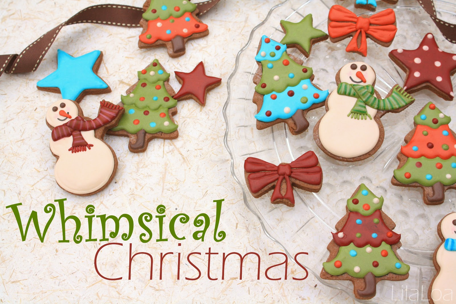 Pinnutty.com » Whimsical Christmas — Cookies and Cards