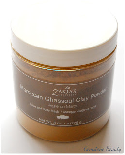 Zakia's Morrocan Ghassoul Clay Powder