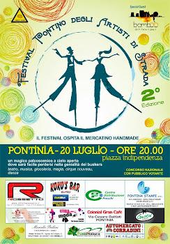 Festival Pontino degli Artisti di Strada 2013