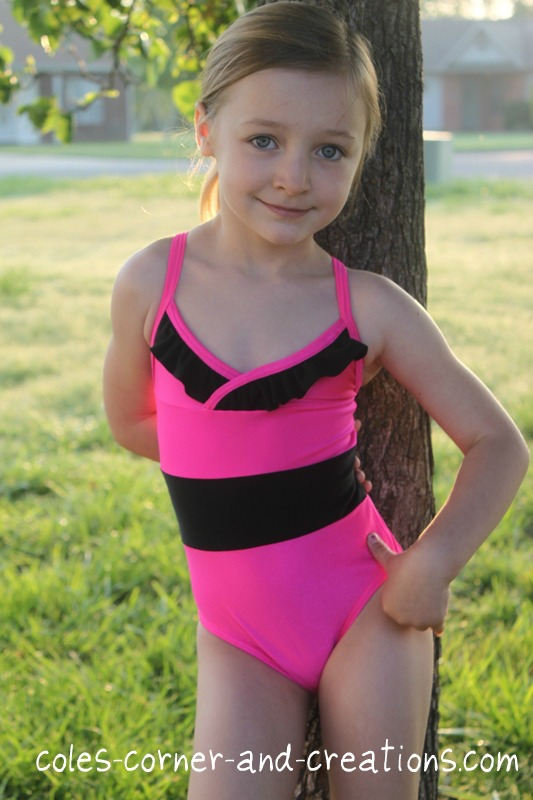 Little Girls Swimwear