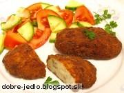 Karfiolové krokety - recept