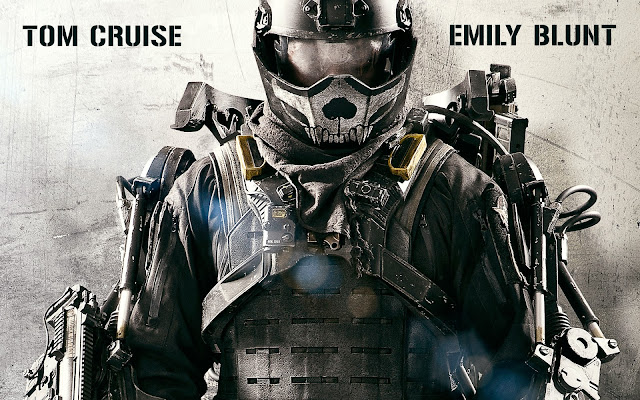 Edge of Tomorrow - Tome Cruise & Emily Blunt | A Constantly Racing Mind