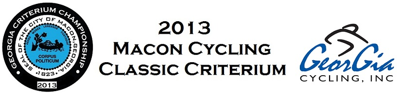 2013 Macon Cycling Classic