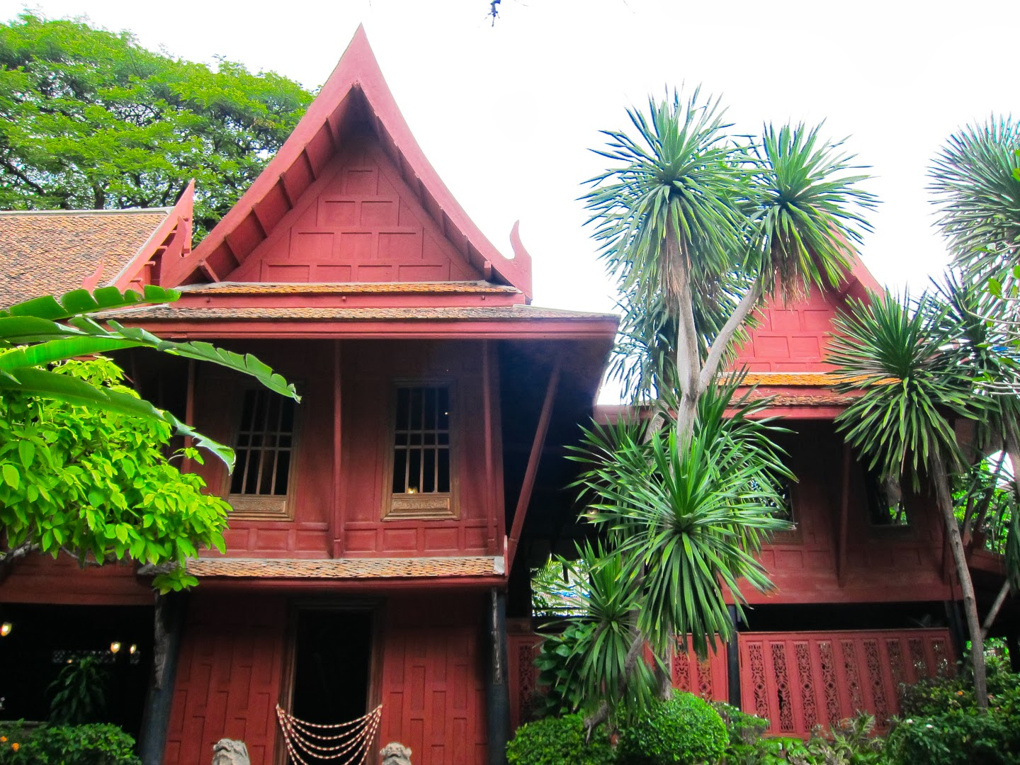 Hello Talalay: Jim Thompson House, Bangkok