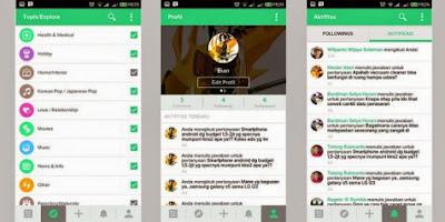 Takon Aplikasi asal indonesia