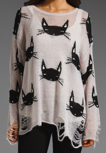 Lennon Sweater Wildfox