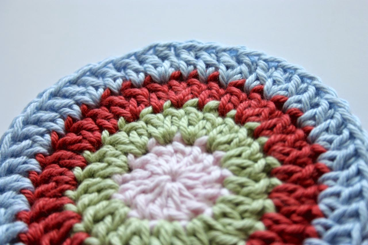 Crocheting Corners : Crochet Corner: Invisible Finish