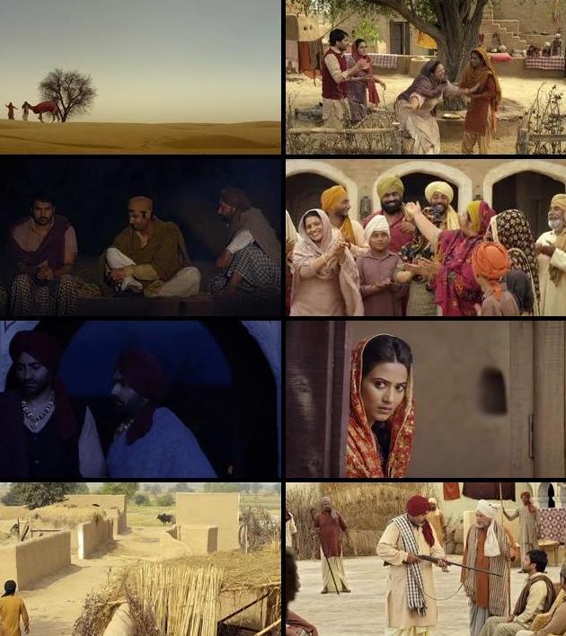 Angrej 2015 Punjabi DVDRip