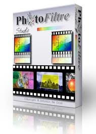 PhotoFiltre Studio X 10 + Serial Free Download