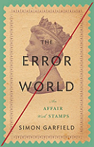 The Error World by Simon Garfield book cover
