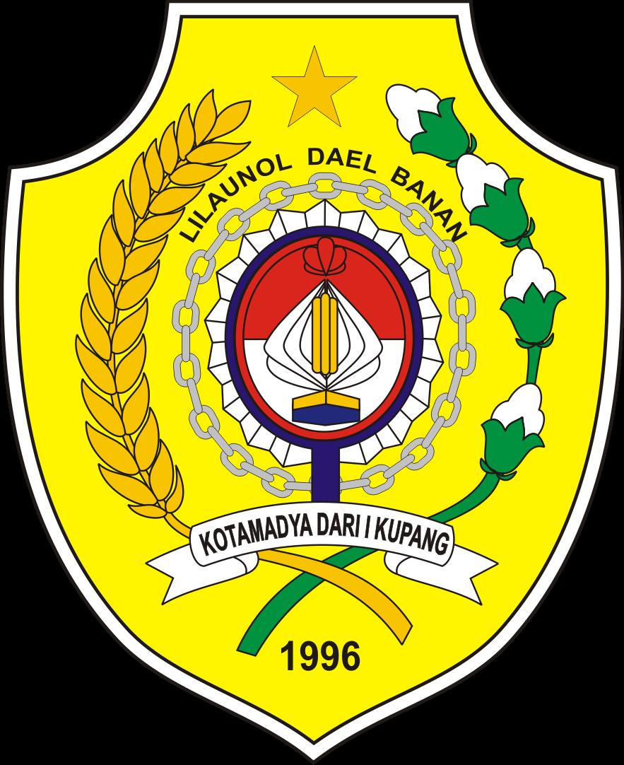 logo kota kupang provinsi ntt nusa tenggara timur
