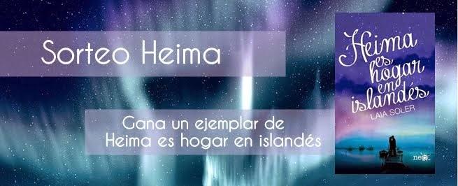 Sorteo Heima