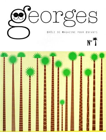 Magazine Georges n° Palmier