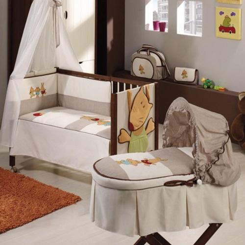 Exemple de chambre de bébé  Bébé et décoration  Chambre bébé  Santé bébé