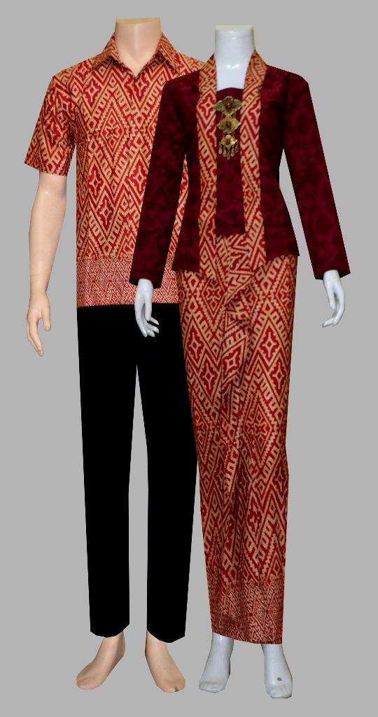Batik Bagoes Solo: Baju Sarimbit Batik New Trans