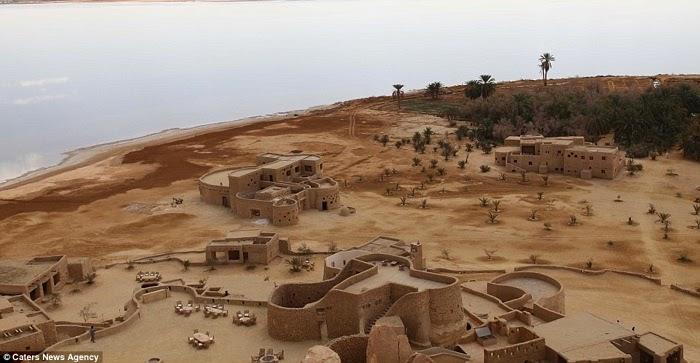 أغرب فندق في العالم, فنادق مصر, أغرب فندق مصري, فندق عجيب, فندق أدرير أميلال,