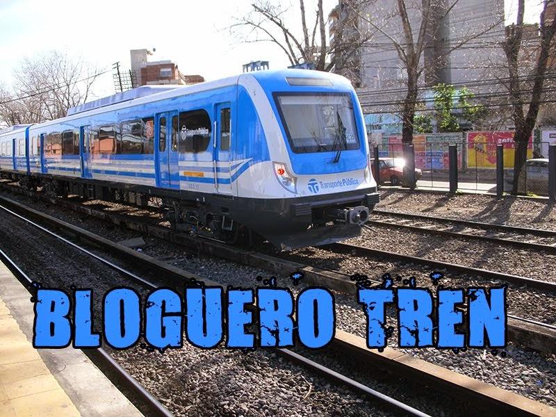 Bloguero Tren