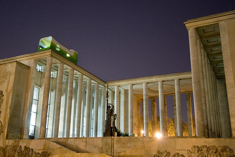 Harvey Benge Palais De Tokyo Reopens In Paris
