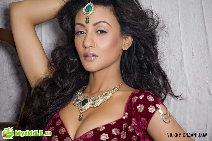 , Vedita Pratap Singh Channel V Vj Hot Photoshoot Pics