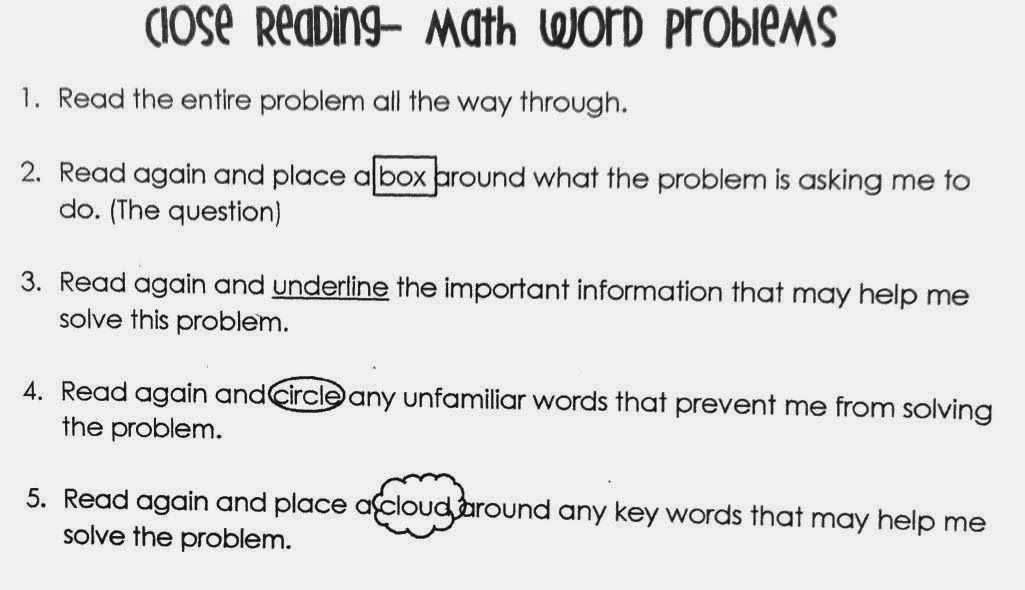 word problem help
