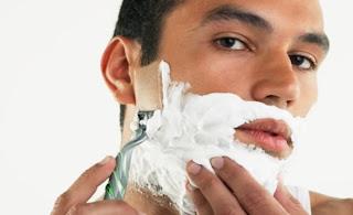Waspada ketika bercukur