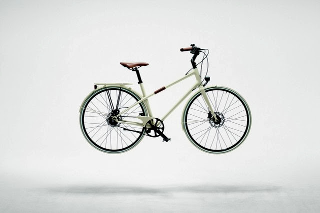 Hermès bike, Le Flâneur d