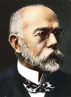 Hoy 161 aniversario del nacimiento de Julius Richard Petri