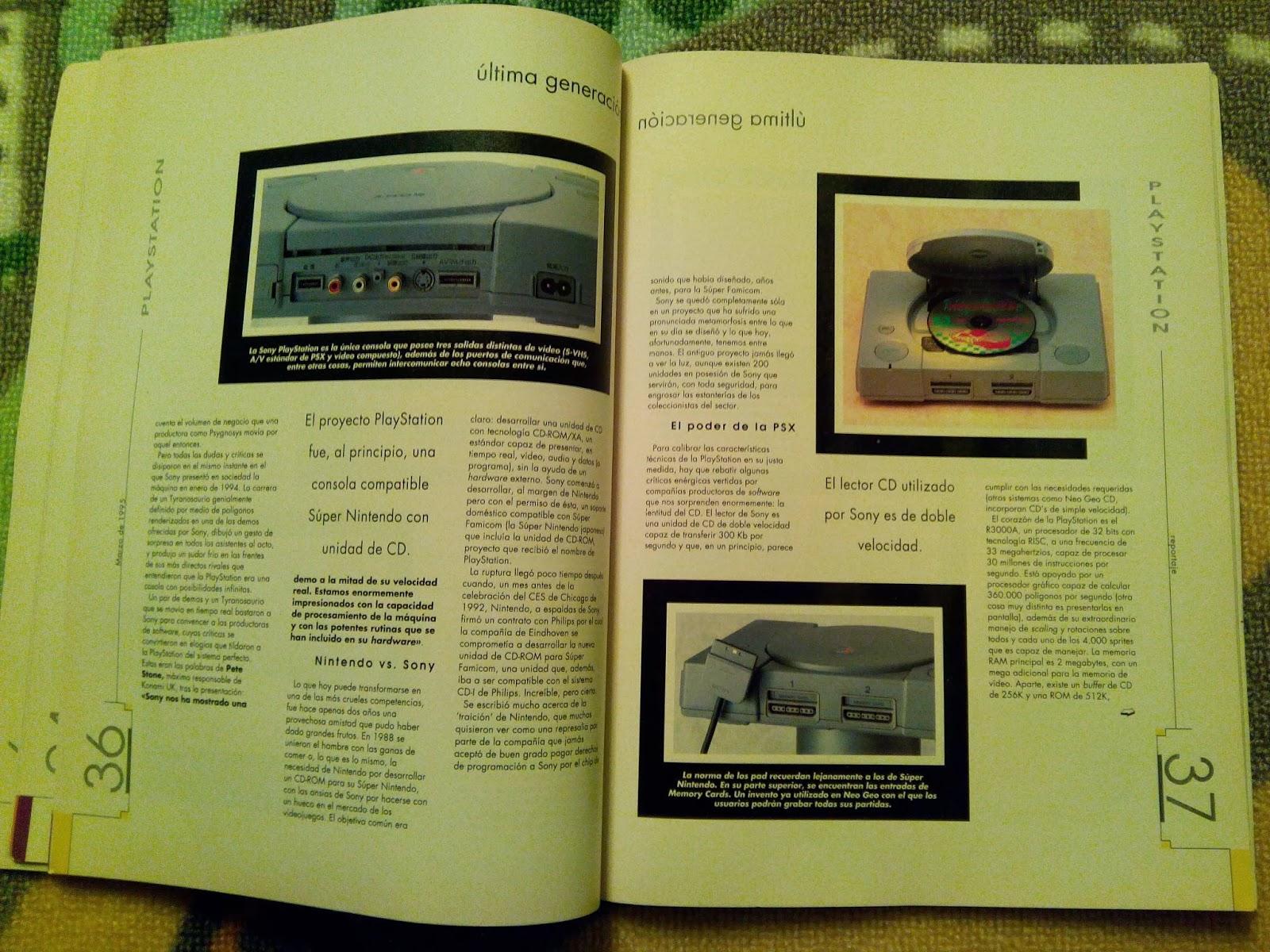 Análisis de PlayStation