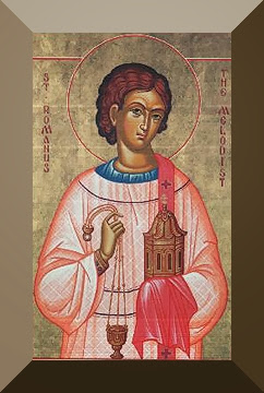 Saint Romanos the Melodist