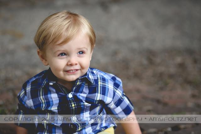 photo of toddler boy smiling
