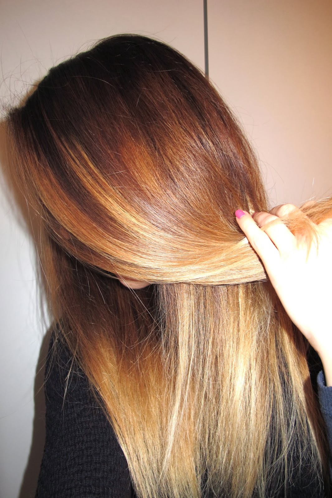 A Womans Affair How To Highlights At Home Ombre Hair Dye Your
