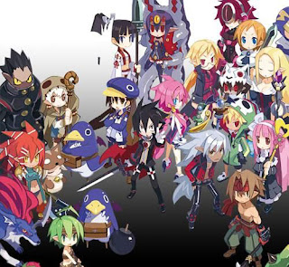 INFO Disgaea 4 for the American region