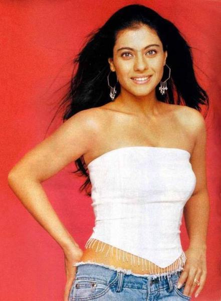 Bollywood Actress Wallpaper: Bollywood Actress Kajol Mukherjee