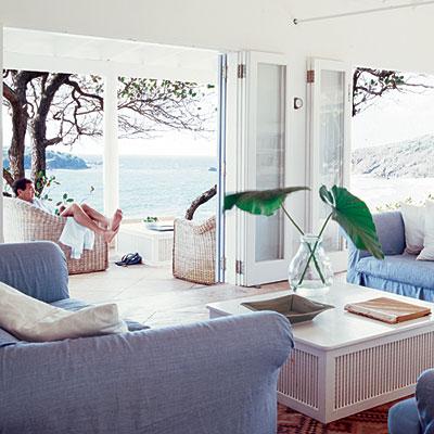 Coastal Living Room Design Ideas | Design Inspiration of Interior ...