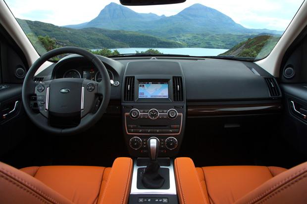 2013 Land Rover LR2 | Drives At Night