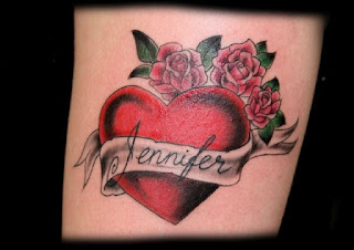 flower name tattoos