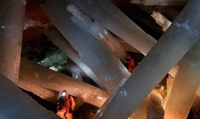 La Cueva de Naica, El Ultimo Viaje:
