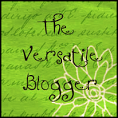 Versatile Blogger 2011 Award