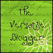 Versatile Blogger 2011 Award