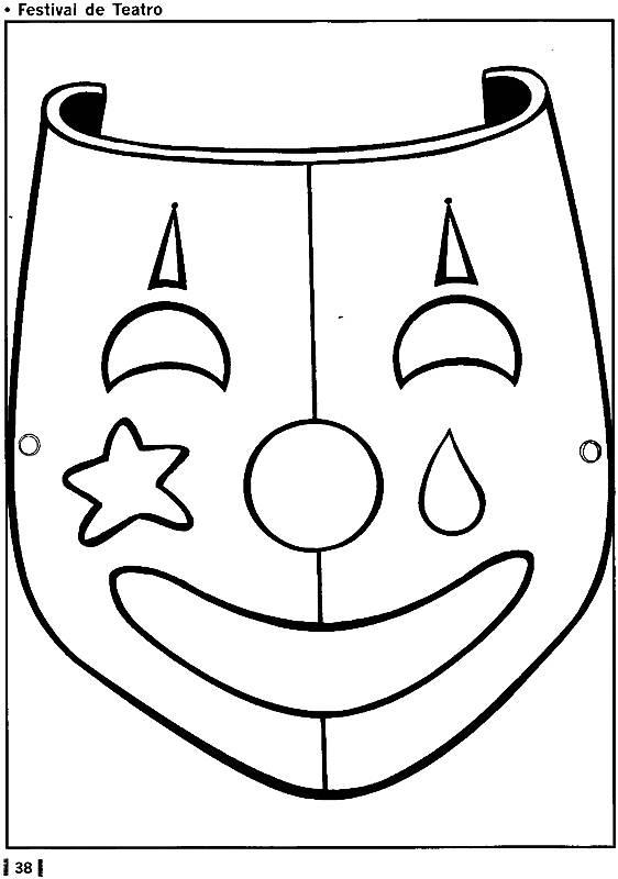 Companheiros Da Educação Modelos De Máscaras Prontos Para Imprimir