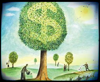 Guest blog post from Adrianne Meldrum at The Tutor House who tells us how to Find Your Money Tree.
