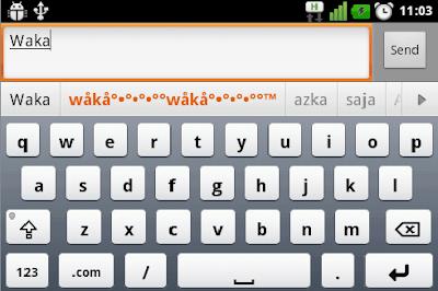 Autotext merupakan salah satu fitur khas dari Balckberry dimana kita sanggup menciptakan karakte Cara Membuat Autotext Android