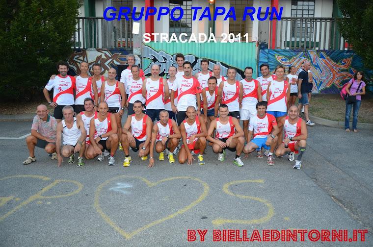 Stracada 2011 Biella